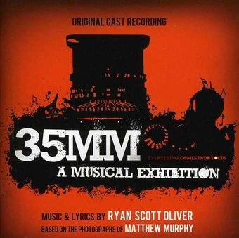 35MM: A Musical Exhibition, Original Cast