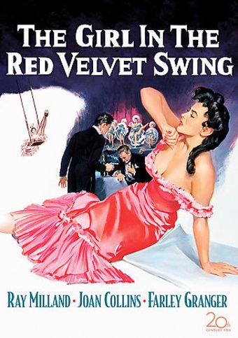 The Girl in the Red Velvet Swing