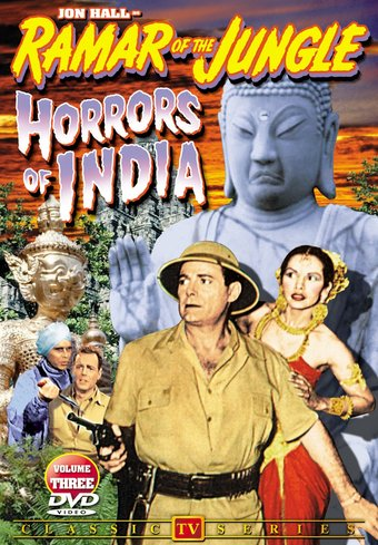 Ramar of The Jungle, Volume 3 - Horrors of India