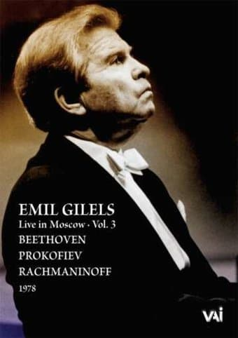 Live in Moscow, Volume 3: 1978 - Beethoven,
