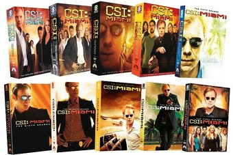 CSI: Miami - Complete Series (65-DVD)