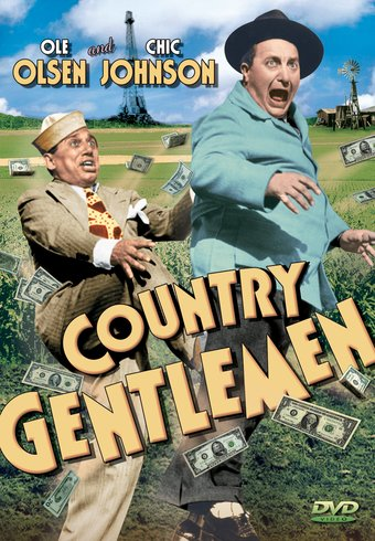 "Country Gentlemen - 11"" x 17"" Poster"