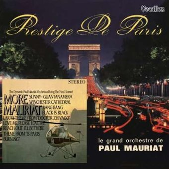 Prestige De Paris / More Mauriat