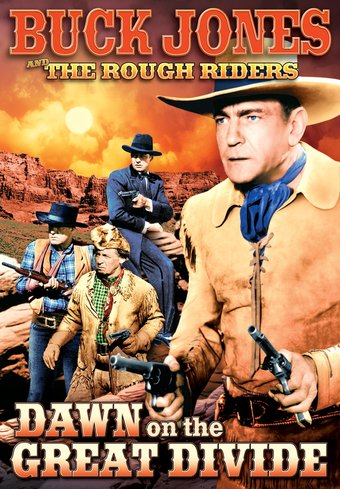 The Rough Riders: Dawn on the Great Divide - 11""