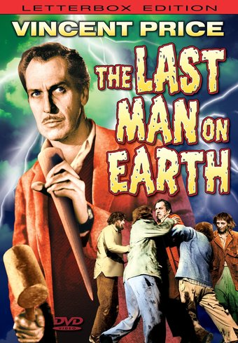 The Last Man On Earth (Letterbox Edition)