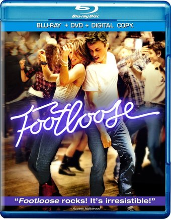 Footloose (Blu-ray + DVD)