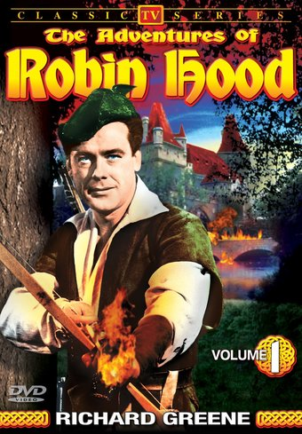 "Adventures of Robin Hood, Volume 1 - 11"" x 17"""