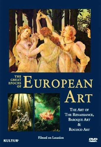 Art - The Great Epochs of European Art: The Art