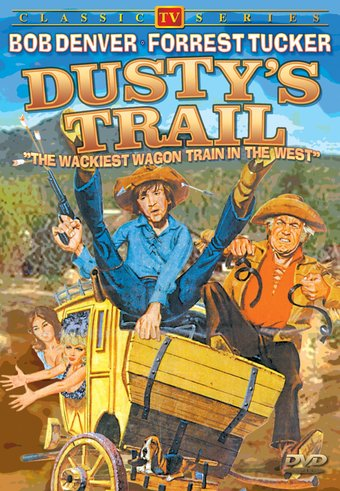Dusty's Trail - Volume 1