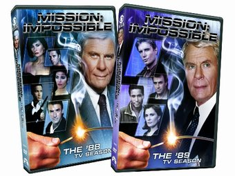 Mission: Impossible - '88 & '89 TV Seasons (9-DVD)