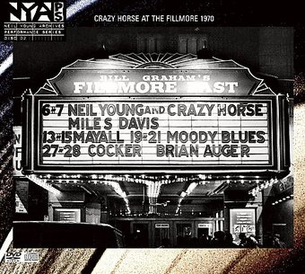 Live at the Fillmore East [CD / DVD]