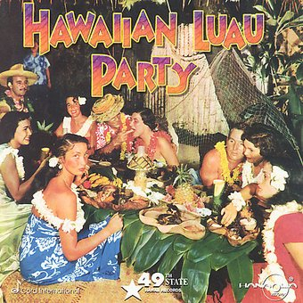 Hawaiian Luau Party [Cord International]