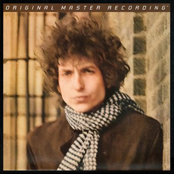Blonde On Blonde (3-LP Boxset Plays at 45RPM)