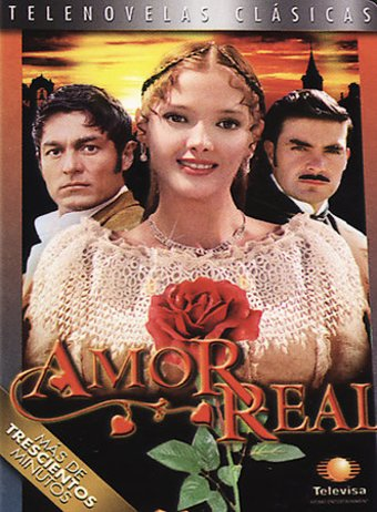 Amor Real (2-DVD) (Spanish Language)