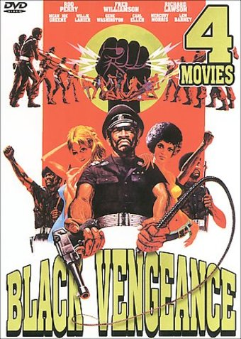 Black Vengeance (Black Fist / The Black Six /