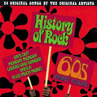 History of Rock - The 60's, Part 4