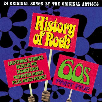 History of Rock - The 60's, Part 5