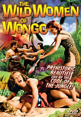 Wild Women of Wongo
