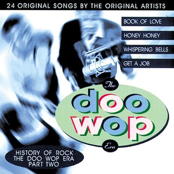 History of Rock - The Doo Wop Era, Part 2
