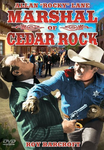 "Marshal of Cedar Rock - 11"" x 17"" Poster"