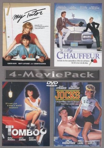 My Tutor / My Chauffeur / Tomboy / Jocks (2-DVD)