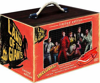Land of the Giants - Giant Collection (9-DVD)