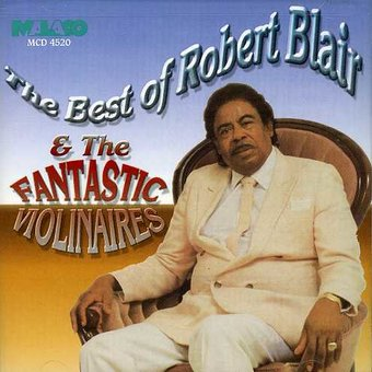 The Best of Robert Blair / Violinaires