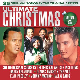 Ultimate Christmas Album, Volume 5