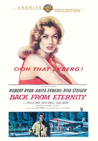 Back from Eternity (Widescreen)