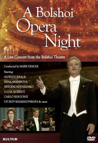A Bolshoi Opera Night: A Live Concert From The