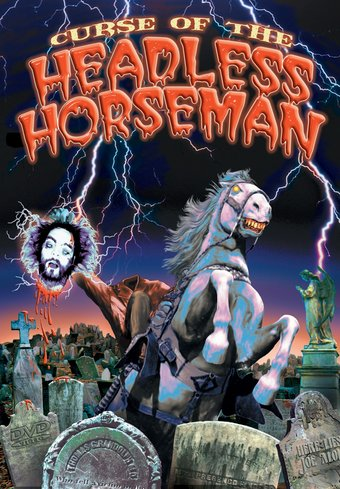 "Curse of The Headless Horseman - 11"" x 17"" Poster"