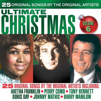 Ultimate Christmas Album, Volume 6