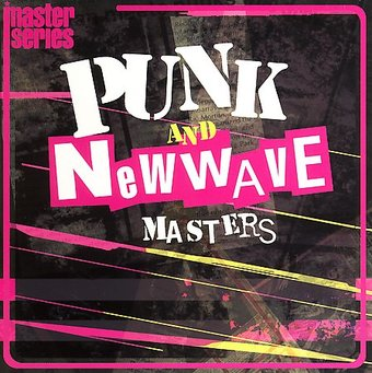 Punk and New Wave Masters [DualDisc]