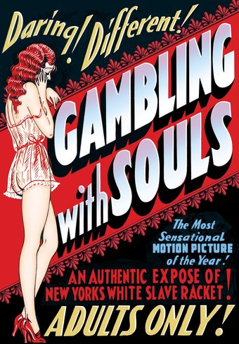 "Gambling With Souls (aka Vice Racket) - 11"" x 17"""