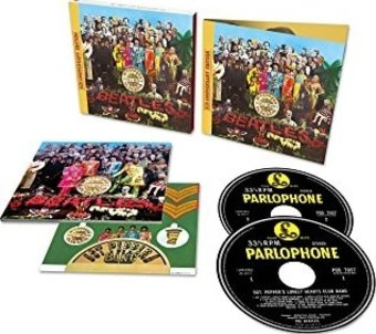 Sgt. Pepper's Lonely Hearts Club Band [Deluxe