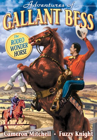 "Adventures of Gallant Bess - 11"" x 17"" Poster"