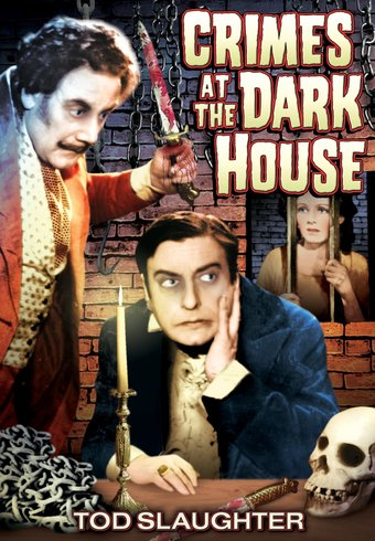 "Crimes At The Dark House - 11"" x 17"" Poster"