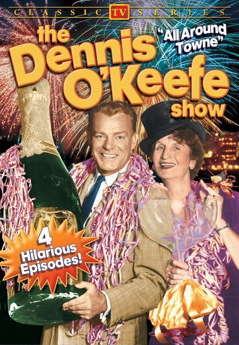 "The Dennis O'Keefe Show - 11"" x 17"" Poster"