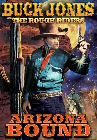 "The Rough Riders: Arizona Bound - 11"" x 17"" Poster"