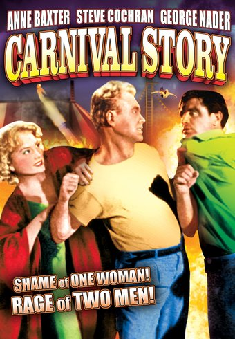 "Carnival Story - 11"" x 17"" Poster"