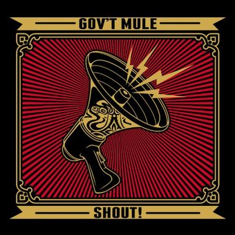 Shout! (2-LPs - 180GV - Red And Gold Vinyl)