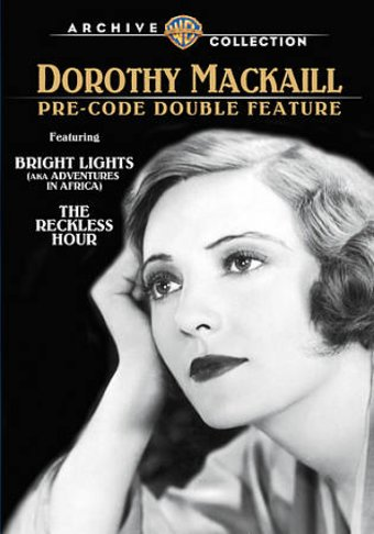 Dorothy Mackaill Pre-Code Double Feature: Bright