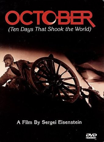 October (Ten Days That Shook The World) (Silent)