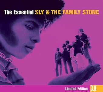 The Essential Sly & The Family Stone [Sony] (3-CD)