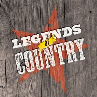 Legends of Country (10-CD)