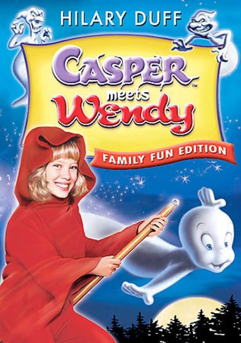 Casper Meets Wendy (Family Fun Edition)