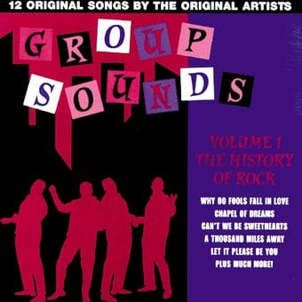 Group Sounds, Volume 1