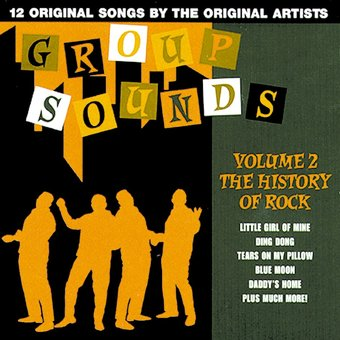 Group Sounds, Volume 2