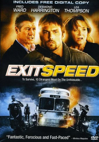 Exit Speed (Includes Digital Copy)