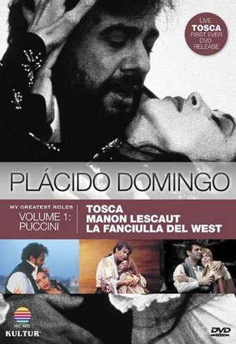 Placido Domingo: My Greatest Roles, Volume 1 -